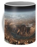Artists Concept Showing A Lake Coffee Mug