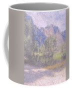 As If Monet Painted Yosemite Coffee Mug