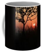 As It Sets Coffee Mug
