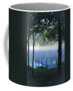 As The Lake Awakens Coffee Mug