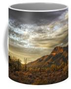 As The Sun Sets  Coffee Mug