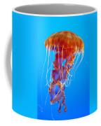 Ascending Jellyfish Coffee Mug