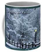 Asheville Peace Card Coffee Mug
