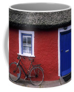 Askeaton, Co Limerick, Ireland, Bicycle Coffee Mug
