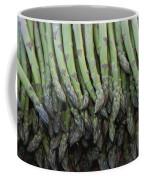 Asparagus At A Market In Provence Coffee Mug