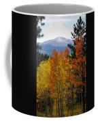 Aspen Grove And Pikes Peak Coffee Mug