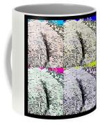 Ass Crack Rock In Quad Colors Coffee Mug