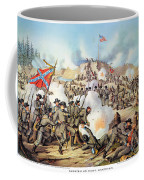 Assault On Fort Sanders Coffee Mug by Granger