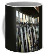 Assault Rifles Stand Ready Coffee Mug