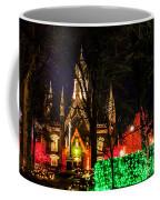 Assembly Hall Slc Christmas Coffee Mug