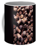 Assorted Champagne Corks Coffee Mug by Garry Gay