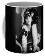 Asta Nielsen (1881-1972) Coffee Mug