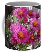 Aster Named September Ruby Coffee Mug