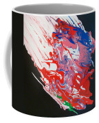 Asteroid Descending Coffee Mug