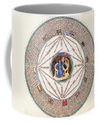 Astrologer In The Zodiac Coffee Mug by Science Source