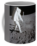 Astronaut During Apollo 11 Coffee Mug
