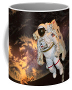 Astronaut In A Space Suit Coffee Mug