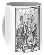 Astronomy, 13th Century Coffee Mug
