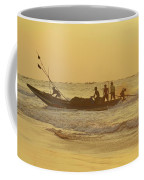 At Dawn In Puri Coffee Mug