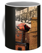 At Ellis Island Coffee Mug