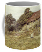 At Stedham Near Midhurst Coffee Mug by Helen Allingham