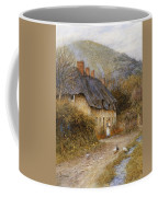 At Symondsbury Near Bridport Dorset Coffee Mug