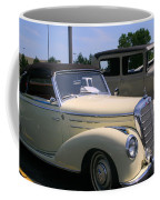 At The Car Show Coffee Mug
