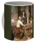At The Pawnbroker Coffee Mug by Thomas Reynolds Lamont