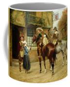 At The Red Inn Coffee Mug