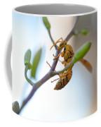 At Work. Busy Bee Coffee Mug