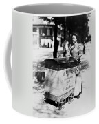 Atget: Delivering Bread Coffee Mug