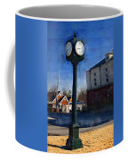 Athens Alabama City Clock Coffee Mug