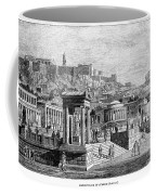 Athens: Marketplace Coffee Mug