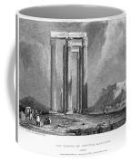 Athens: Olympian Zeus Coffee Mug