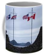 Atlantic Charter Site Coffee Mug