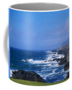 Atlantic Ocean, Achill Island, Looking Coffee Mug
