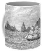 Atlantic: St. Pauls Rocks Coffee Mug