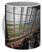 Atlantis Shuttle Liftoff, Viewed Coffee Mug