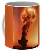 Atomic Bomb Explosion Coffee Mug