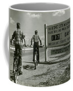 Atomic City Tennessee In The Fifties Coffee Mug