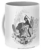 Attack On Sumner, 1856 Coffee Mug by Granger