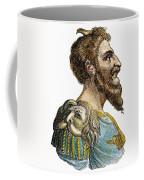 Attila, King Of The Huns Coffee Mug