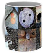 Au Pair Coffee Mug by Marlene Burns