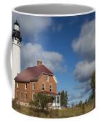 Au Sable Lighthouse 4 Coffee Mug