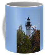 Au Sable Lighthouse 8 Coffee Mug