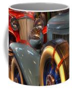 Auburn Vs Cord  Coffee Mug
