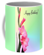 August Birthday Coffee Mug