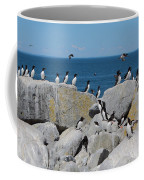 Auk Island Coffee Mug