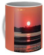 Aura Of A Sunset Coffee Mug