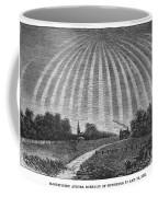 Aurora Borealis, 1837 Coffee Mug